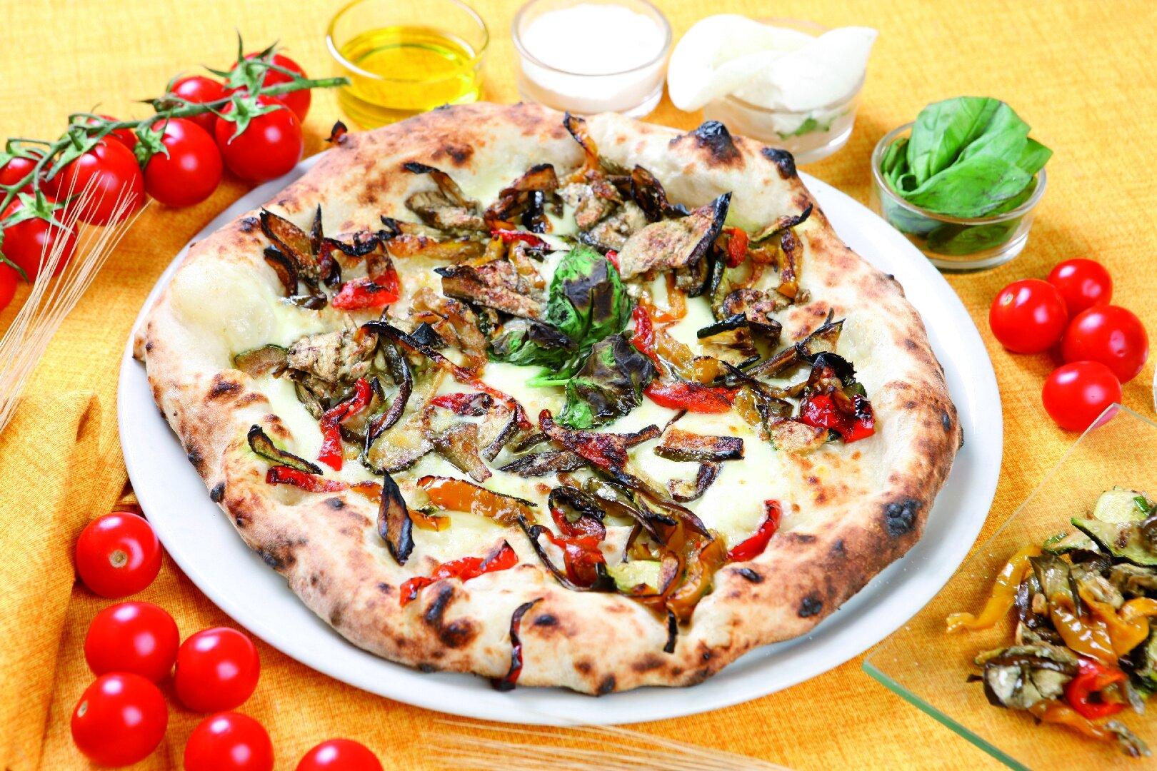 Ricetta Pizza Ortolana.Ricetta Pizza Ortolana Da Fare In Casa Agrodolce
