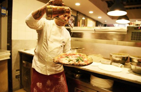 Domanda da un milione di dollari: come si diventa pizzaioli?