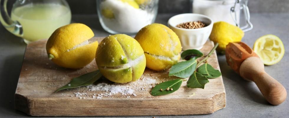 Cosa sono i preserved lemons e come si usano