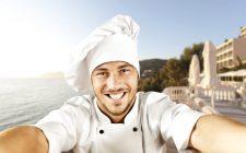 Dove vanno i grandi chef in vacanza?
