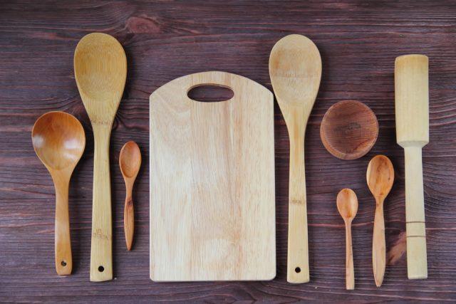 utensili di cucina
