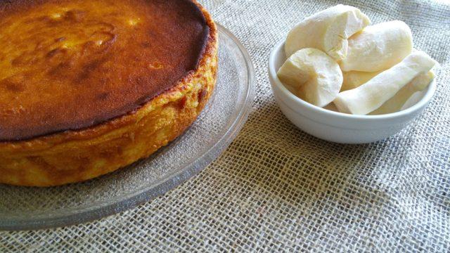 torta di cassava