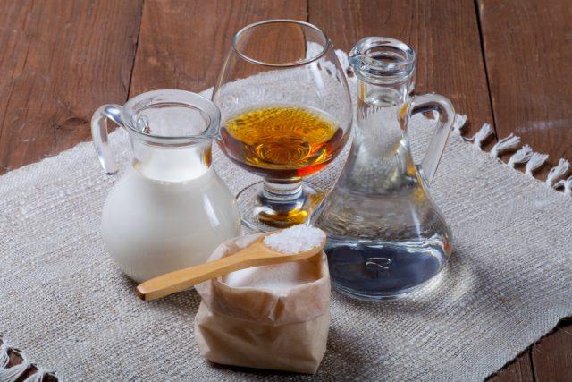 latte e cognac