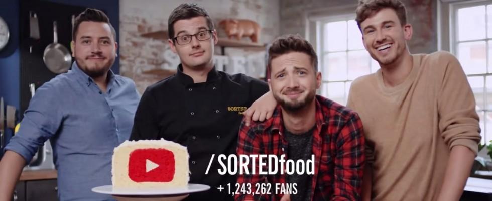 10 Youtuber del cibo che dovreste assolutamente seguire