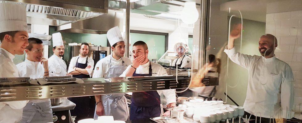 Fate largo a Spazio: apre a Roma il nuovo ristorante ideato da Niko Romito