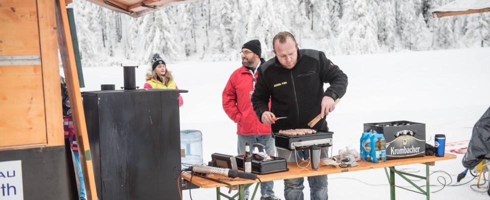 W.E.S.T. il BBQ estremo tra le montagne dell'Alto Adige