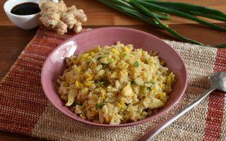 Arroz chaufa: cucina cino-peruviana