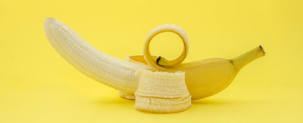 Banana giapponese: si mangia con la buccia