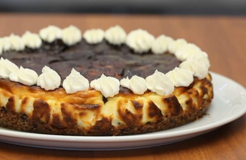 Cheesecake cookie, golosissima