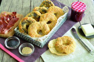 Ciambelle di pane americane, fare i bagel con il bimby è facile