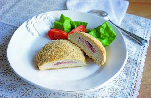 Cordon bleu al forno con bimby: pranzo con gusto