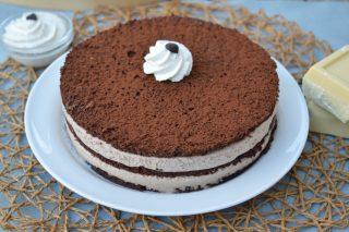 Cremino con bimby, una torta golosissima