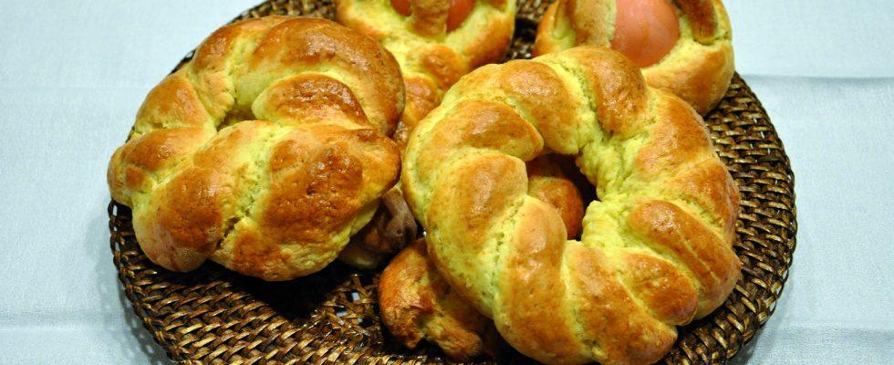 Cuculi calabresi con bimby, un dolce tipico della Pasqua