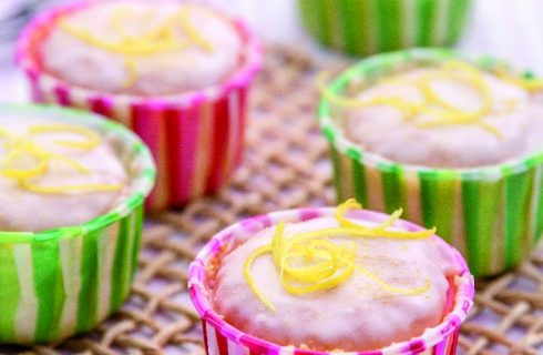 Cupcake al mais senza glutine