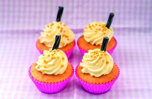 Cupcake allo yogurt: perfetti per la merenda