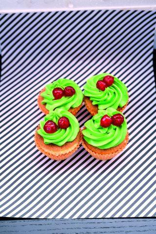 Cupcake banana e ciliegia: merenda golosa