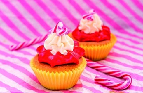 Cupcake fragola e cioccolato bianco