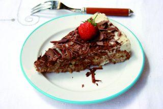 Torta al triplo cioccolato con bimby