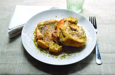 Filetto in crosta di pane con bimby