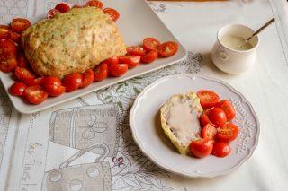 Filetto in crosta di patate con bimby