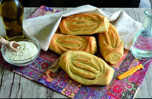 Filoncini sfogliati con bimby, un pane fragrante