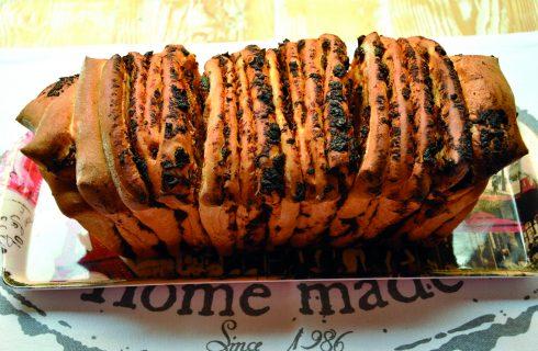 Fisarmoniche di pane: da fare con il bimby