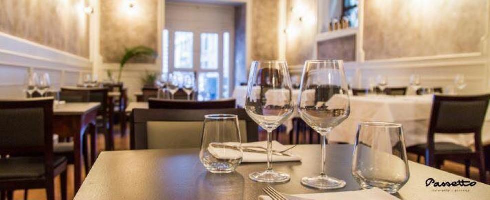 Provato per voi: ristorante Passetto a Roma