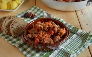 Lesso alla picchiapò: cucina romana