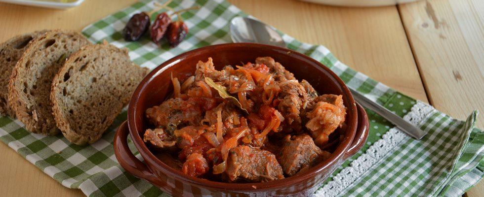 Ricetta lesso alla picchiap cucina romana agrodolce - Antipasti cucina romana ...