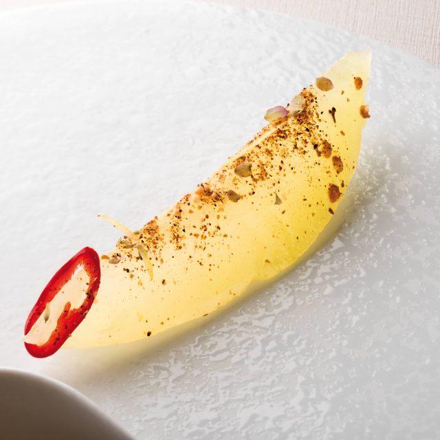 melone-marinato-al-miele-e-peperoncino_il-luogo-di-aimo-e-nadia_credits-a-mauri-italian-gourmet