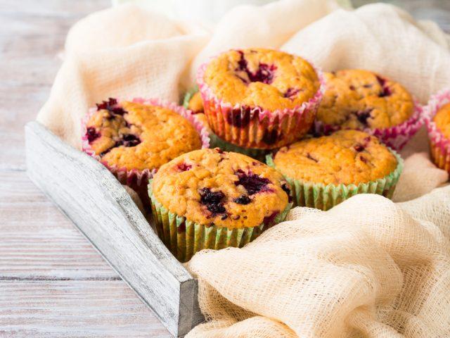 muffin-con-farina-di-farro