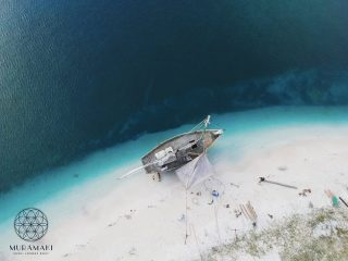 Murakami a Ponza, la prima sushi boat italiana