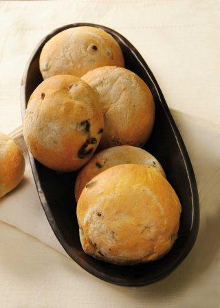 Panini alle olive: la ricetta con il bimby