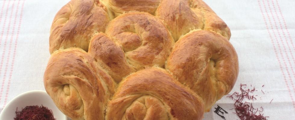 Panini allo zafferano, ricetta con il bimby