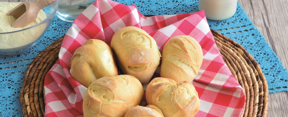 Panini di semola con lievito madre, ricetta con il bimby