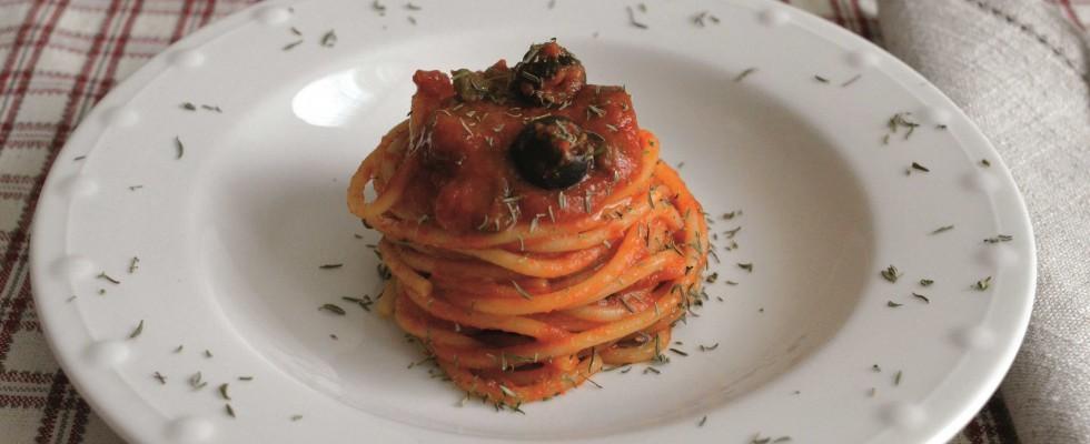 Pasta alla napoletana è facile con il bimby