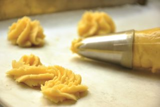 Pasta frolla montata: la base per i biscotti da fare con il bimby