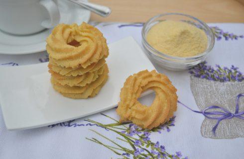 Paste di meliga: biscotti piemontesi da fare con il bimby