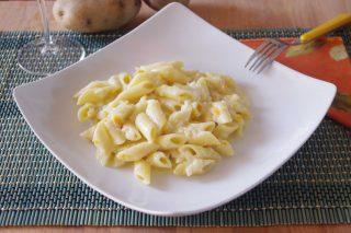 Pennette con patate e verza: primo piatto invernale con il bimby