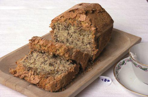 Bimby: ecco il plumcake alla vaniglia con gocce di cioccolato