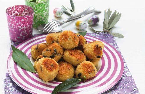 Bimby: ecco le polpette di stoccafisso con olive nere