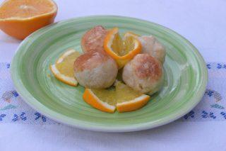 Polpette di tacchino con zenzero e arance, secondo sfizioso con il bimby