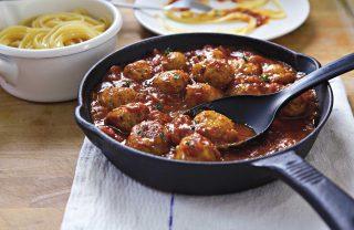 Cucina della nonna: polpette in salsa di pomodoro con il bimby
