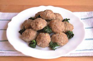 Polpette con i funghi: ricetta autunnale con il bimby