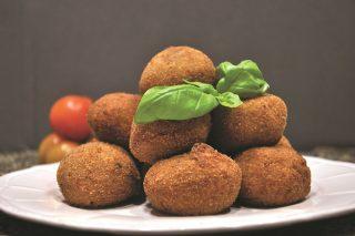 Bimby: polpette di melanzane e ricotta fritte