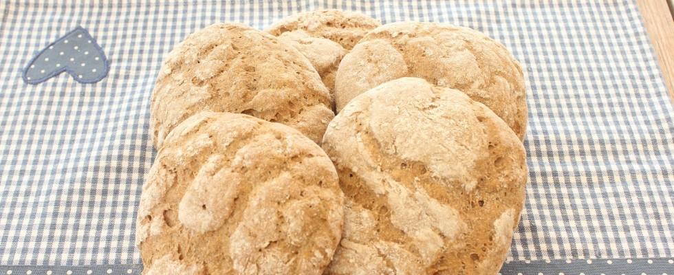 Puccia di Cortina d'Ampezzo: la ricetta con il bimby