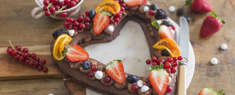 Cream Tart al cacao: per la festa della donna