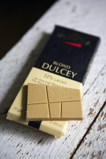 valrhona dulcey