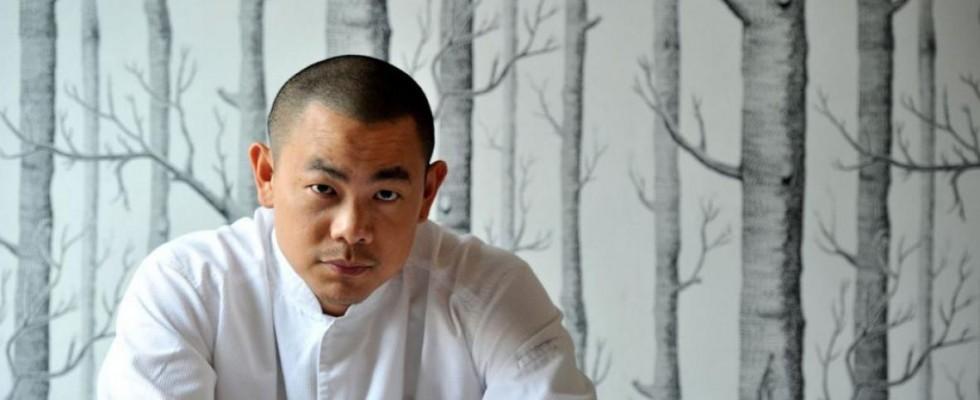 André Chiang è il primo chef cinese a ricevere il Lifetime Achievement per Asia's 50 Best Restaurants