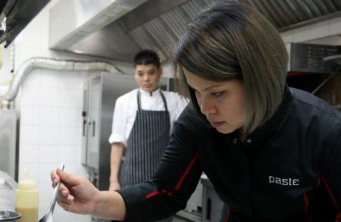Bongkoch Bee Satongun è stata nominata Asia's Best Female Chef 2018